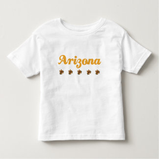 Arizona Floral Gift Toddler T-Shirt