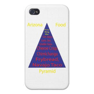 Arizona Food Pyramid iPhone 4 Covers