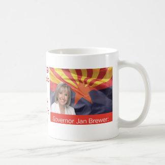 Arizona Governor Jan Brewer Mugs