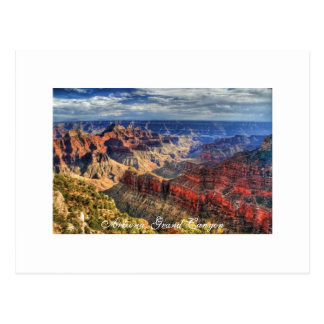 Arizona, Grand Canyon - Postcard