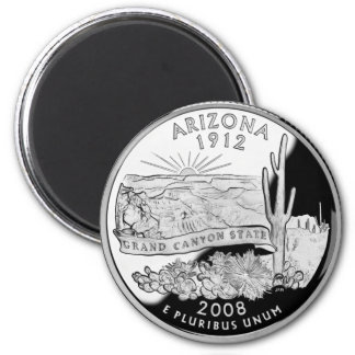 Arizona Grand Canyon Proof 2008 Magnet