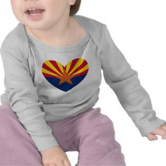 Arizona Heart Shirts