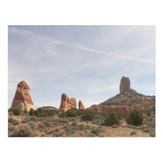 arizona highway postcard