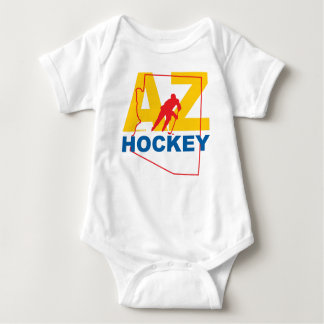 Arizona Hockey State Hockey Baby Baby Bodysuit