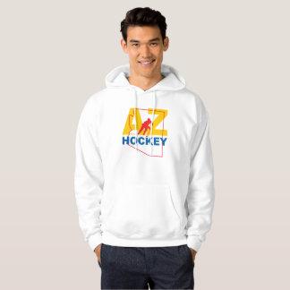 Arizona Hockey State Hoodie