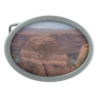ARIZONA - Horseshoe Bend AB2 - Red Rock Belt Buckles