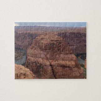 ARIZONA - Horseshoe Bend AB2 - Red Rock Jigsaw Puzzle