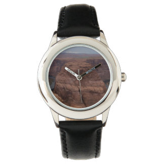ARIZONA - Horseshoe Bend AB2 - Red Rock Wristwatch