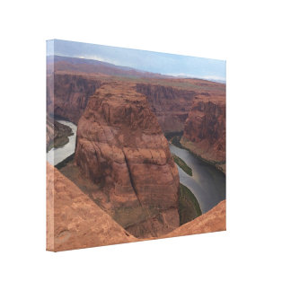 ARIZONA - Horseshoe Bend AB - Red Rock Canvas Print