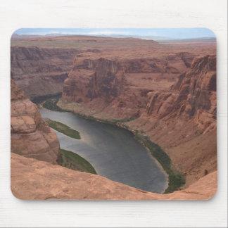 ARIZONA - Horseshoe Bend B - Red Rock Mouse Pad