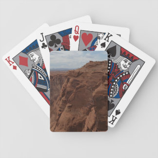 ARIZONA - Horseshoe Bend C - Red Rock Bicycle Playing Cards