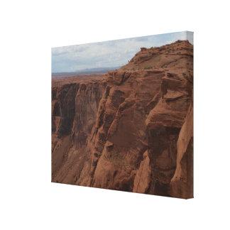 ARIZONA - Horseshoe Bend C - Red Rock Canvas Print