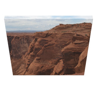 ARIZONA - Horseshoe Bend C - Red Rock Canvas Print