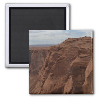 ARIZONA - Horseshoe Bend C - Red Rock Magnet
