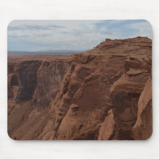 ARIZONA - Horseshoe Bend C - Red Rock Mouse Pad