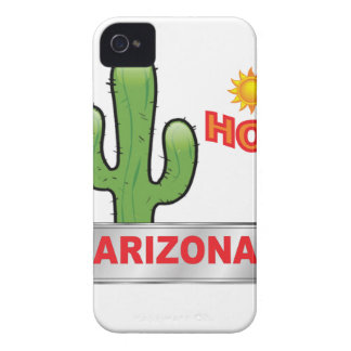 Arizona hot red iPhone 4 covers