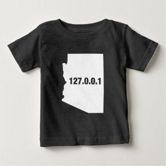 Arizona Is Home Programmer Baby T-Shirt