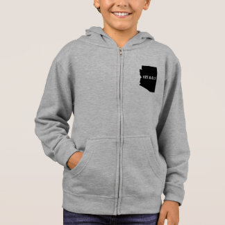 Arizona Is Home Programmer Hoodie