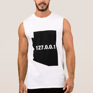 Arizona Is Home Programmer Sleeveless Shirt