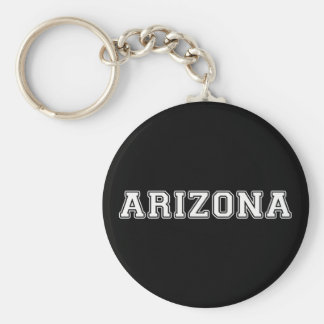 Arizona Key Ring