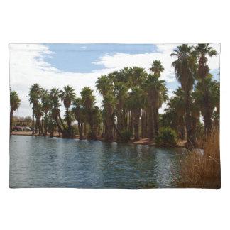 Arizona Lake Placemat
