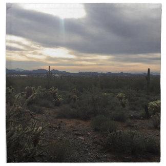 Arizona Landscape Napkin