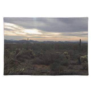 Arizona Landscape Placemat