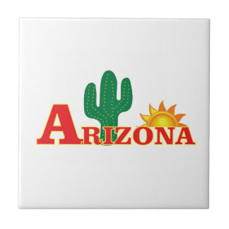 Arizona logo simple tile