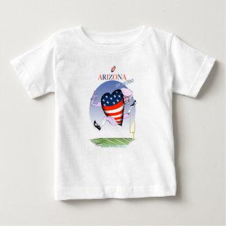 arizona loud and proud, tony fernandes baby T-Shirt
