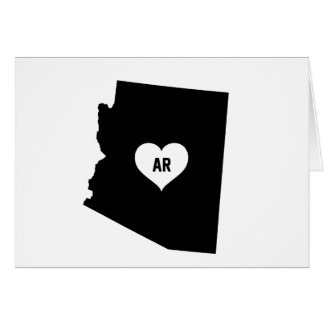 Arizona Love Card