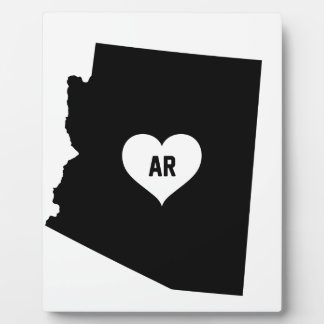 Arizona Love Plaque