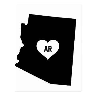 Arizona Love Postcard