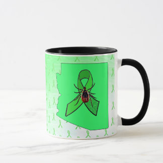 Arizona Lyme Disease Awareness Coffee Cup