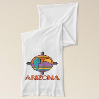 Arizona Mandala Totem Scarf