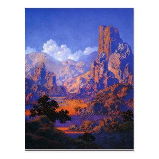 Arizona Mountains Postcard
