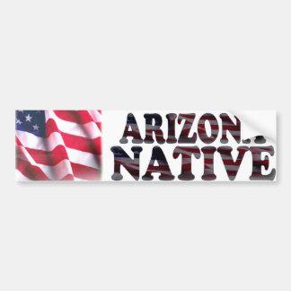 Arizona Native Bumper Sticker