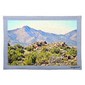 Arizona/Nevada Mountain Place Mats