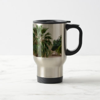 Arizona Palm Travel Mug