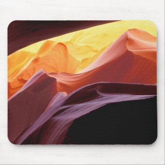 Arizona, Paria canyon | Sandstone Formations Mouse Pad