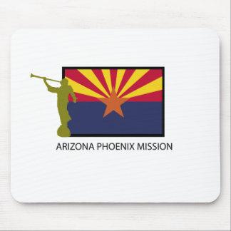 ARIZONA PHOENIX MISSION LDS CTR MOUSE PAD