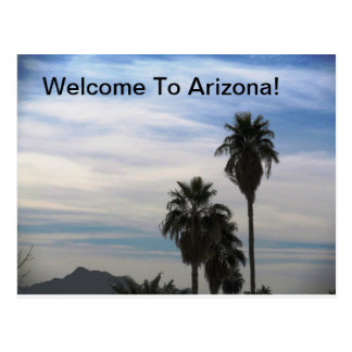 Arizona Post Card