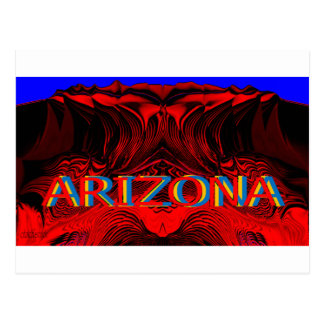Arizona Post Card