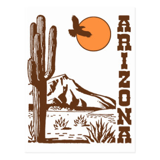 Arizona Postcard