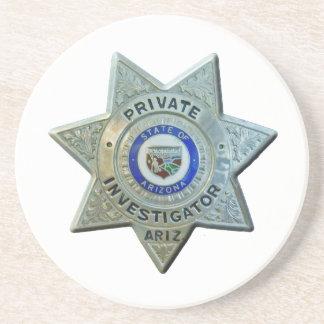 Arizona Private Investigator Coaster