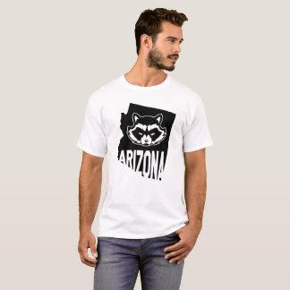 Arizona Raccoon tshirt