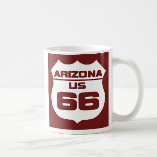 Arizona Route 66 t-shirt Coffee Mug
