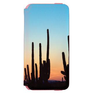 Arizona! Saguaro Sunset Incipio Watson™ iPhone 6 Wallet Case