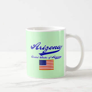 Arizona Script Coffee Mug