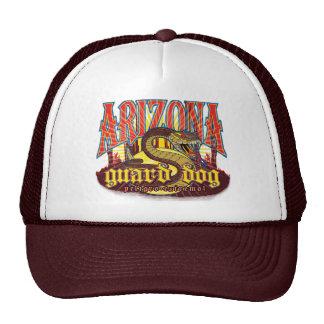 Arizona Snake on Guard Trucker Hat