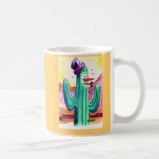 Arizona Snowman Coffee Mug